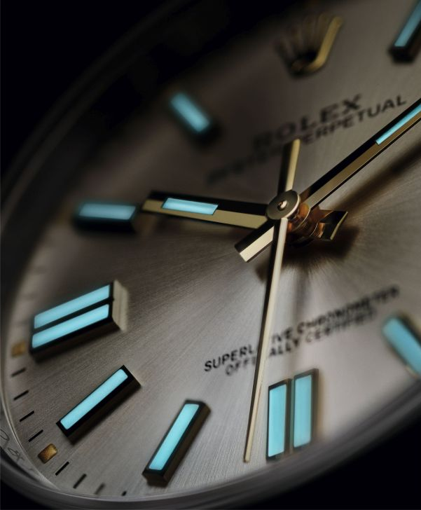 Rolex Oyster Perpetual 41 watch