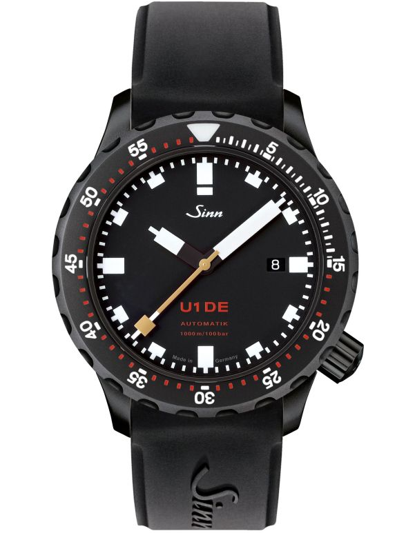 SINN U1 DE: The special edition to mark the 30th anniversary of German reunification
