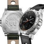 Sangamon Watch Company Mother Road Collection