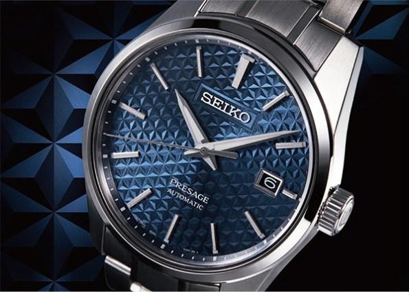 Seiko Presage Sharp Edged Series 2