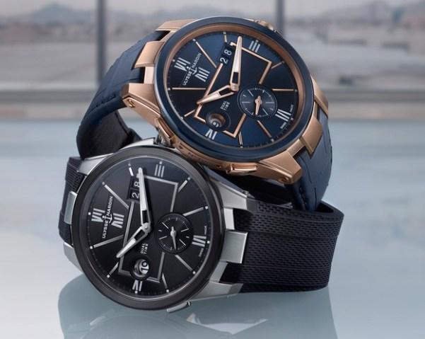 Ulysse Nardin 42 Mm Dual Time watch new models 2020