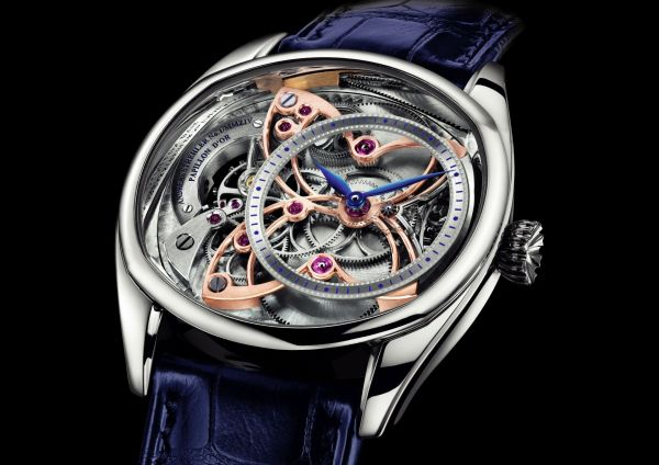 Andreas Strehler Papillon d'Or