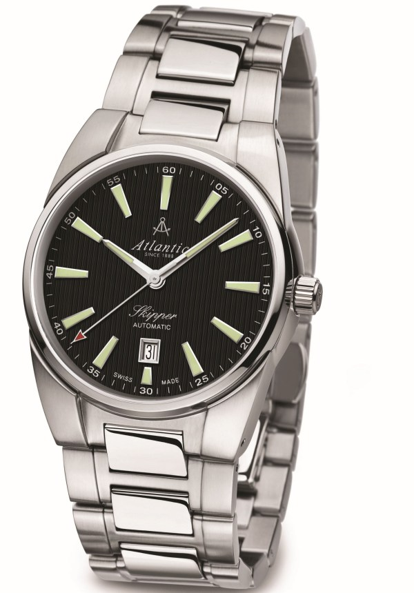 Atlantic Skipper automatic watch