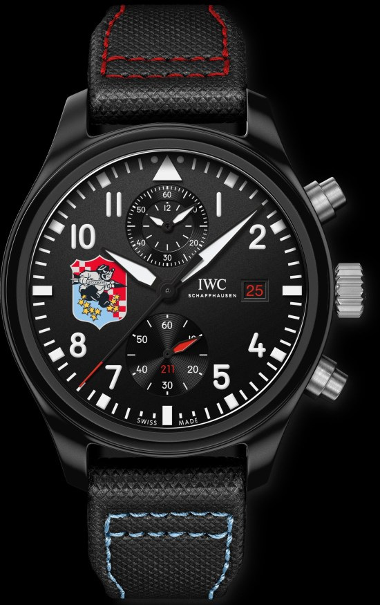 "IWC Pilot's Watch Chronograph Edition ""Fighting Checkmates"" (Ref. IW389012)"