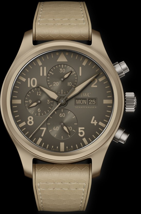 "IWC Pilot's Watch Chronograph TOP GUN Edition ""Mojave Desert"" (Ref. IW389103)"