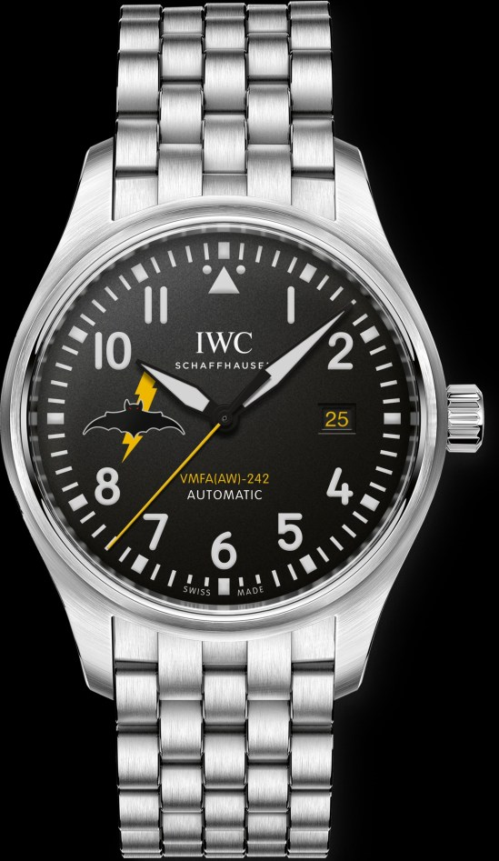 "IWC Pilot's Watch Mark XVIII Edition ""Bats Legacy"" (Ref. IW327024)"