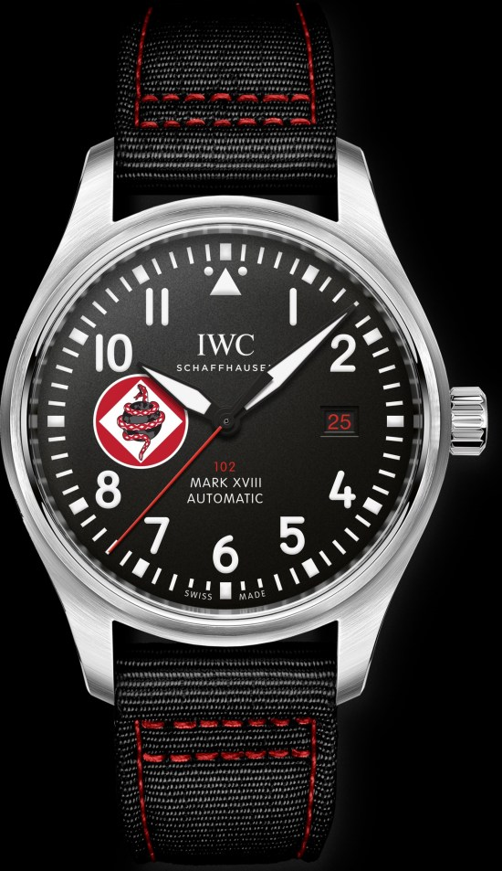 "IWC Pilot's Watch Mark XVIII Edition ""Diamondbacks"" (Ref. IW327018)"