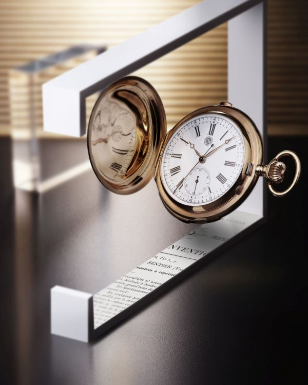 Jaeger-LeCoultre Heritage collection - Chiming watch with cathedral-gongs, 1860s