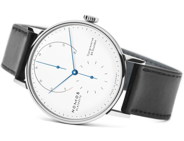 NOMOS Glashütte Lambda in Stainless Steel Limited Edition watch