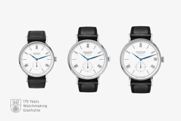 NOMOS Glashütte Ludwig Limited Edition 175 Years Watchmaking Glashütte