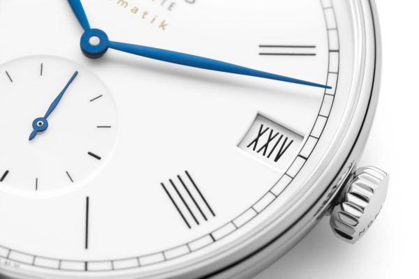 Ludwig Neomatik 41 Date - 175 Years Watchmaking Glashütte (Ref. 261.S1)