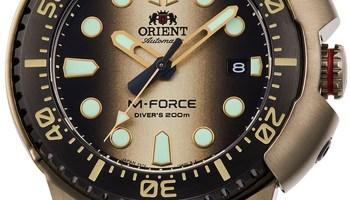 ORIENT M-FORCE (New Generation)