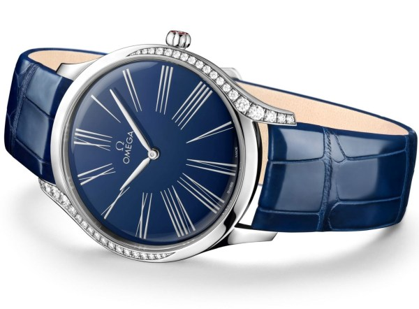 Omega De Ville Trésor Collection (New Models)