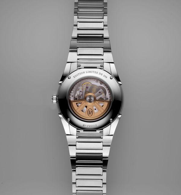 Parmigiani Fleurier Tonda GT Steel Silver Limited Edition