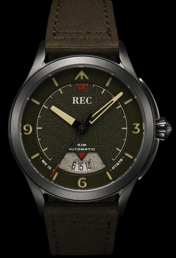 REC RJM-03 watch