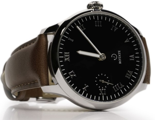 rotate watches black dial