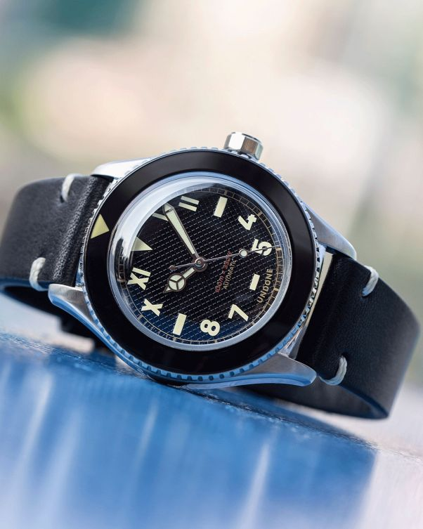 UNDONE Basecamp Cali Automatic watch