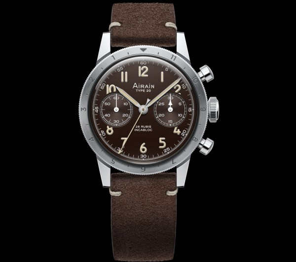Airain Type 20 Brown Limited Edition, Ref 421.458
