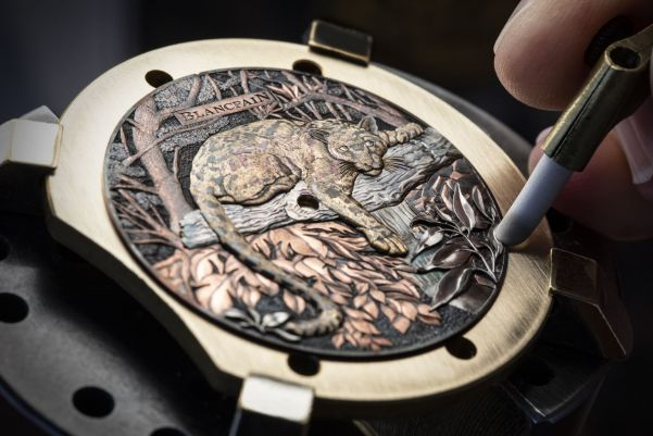 Behind the scene_Blancpain_Formosa clouded leopard_1