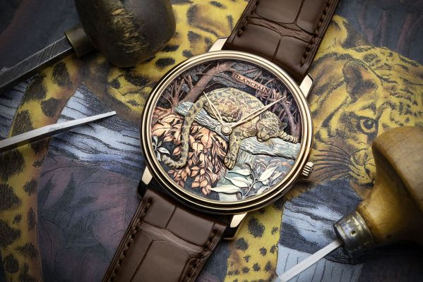 Blancpain Métiers d'Art Formosa Clouded Leopard Boutique Edition for Taiwan