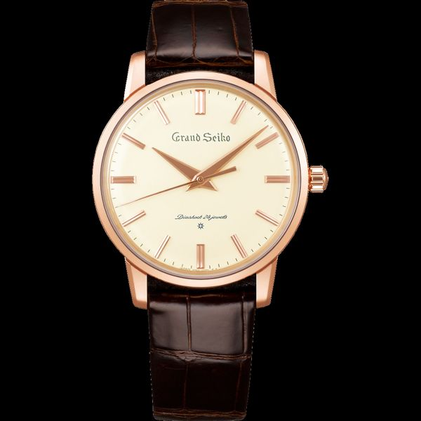 Grand Seiko Limited Edition Seiko 140th Anniversary - A Re-Creation of the First Grand Seiko in 18k Rose Gold
