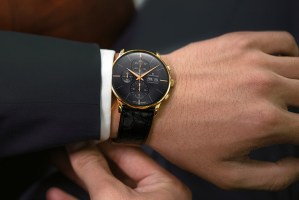 Junghans Meister Chronoscope Gold