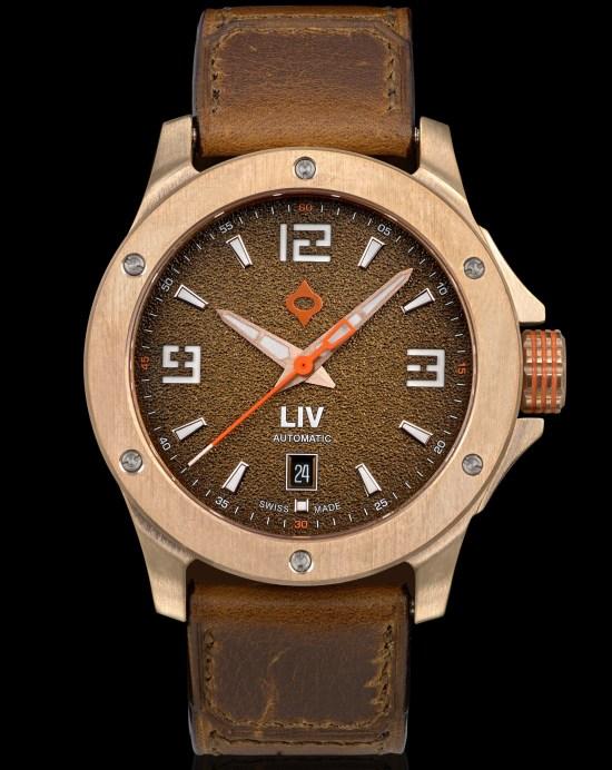 LIV Moon Dust Titan Brown
