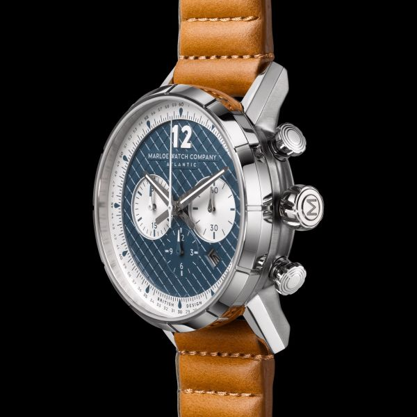 Marloe Watch Company 'Atlantic' Chronoscope