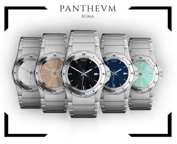 PANTHEVM ROMA Ocvlvs Avtomatic Watch Kickstarter campaign