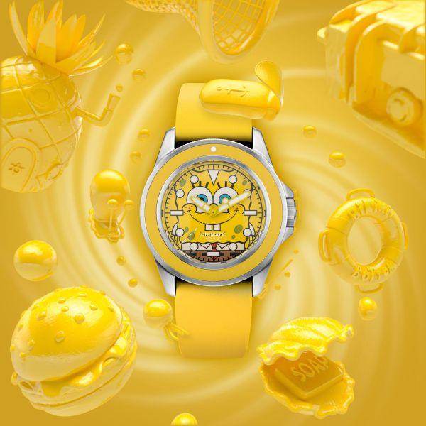 Unimatic x SpongeBob SquarePants Limited Edition