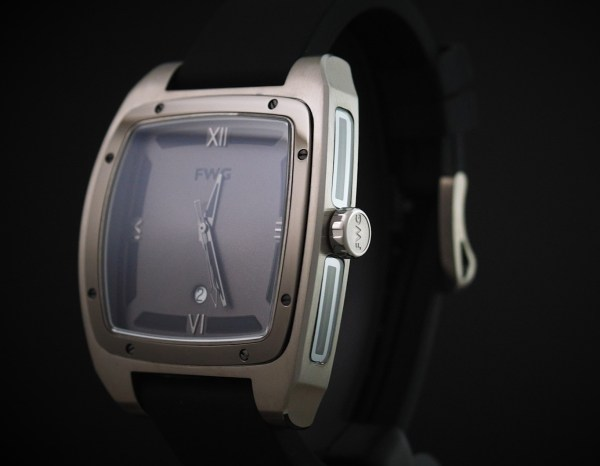 FWD Great Date Automatic Watch, Equipped with ETA2892