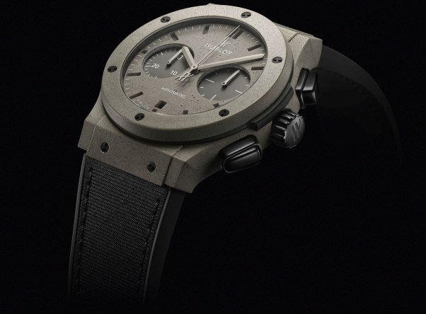 Hublot Classic Fusion Concrete Jungle New York Limited Edition