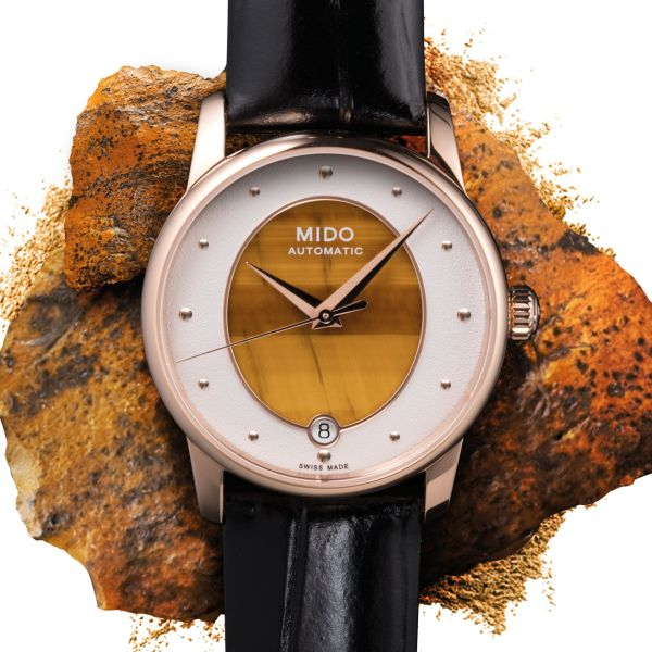 Mido Baroncelli Wild Stone Collection