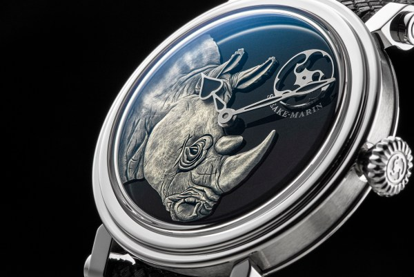 Speake-Marin Art-Series Rhinoceros Limited Edition