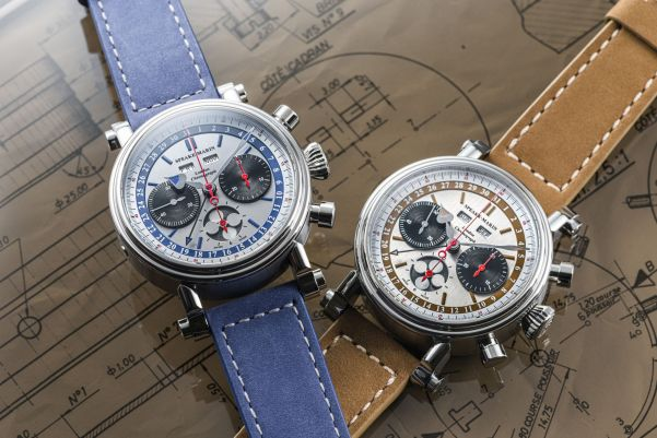 Speake-Marin London Chronograph Triple Date Limited Edition