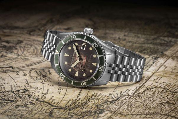 Spinnaker Wreck Automatic Watch
