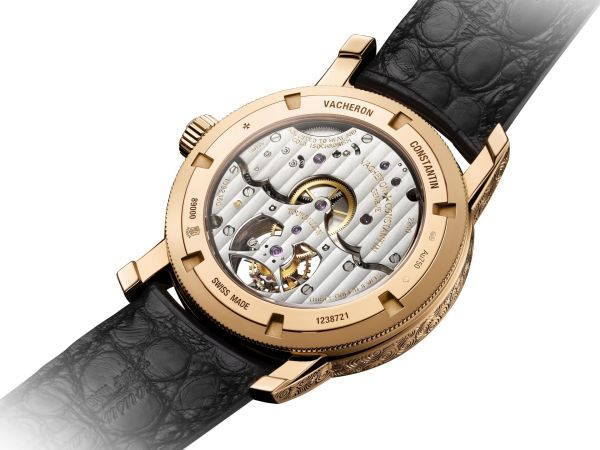 Vacheron Constantin Traditionnelle Tourbillon Qilin Limited Edition