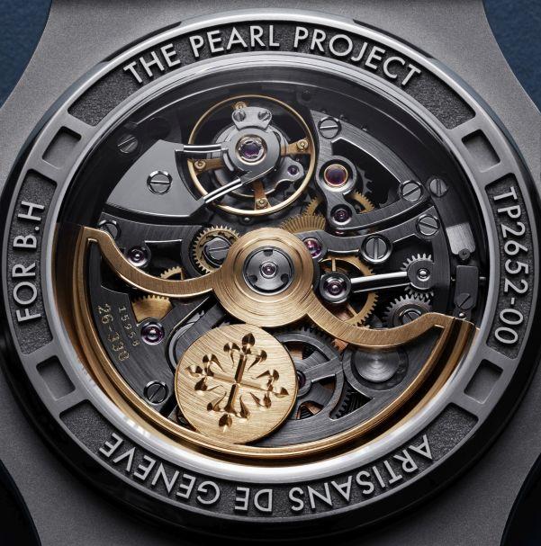 Artisans de Genève - The Pearl Project