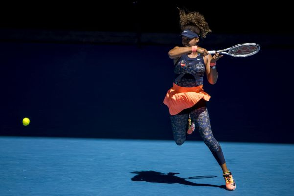 TAG Heuer Brand Ambassador Naomi Osaka wins the first Grand Slam of 2021