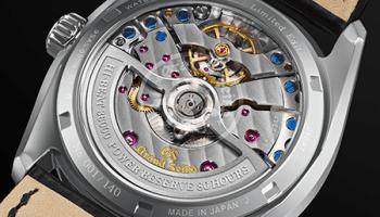 Grand Seiko Heritage Platinum Limited Edition (SLGH007)