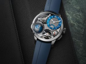 Greubel Forsey GMT Quadruple Tourbillon Titanium Limited Edition
