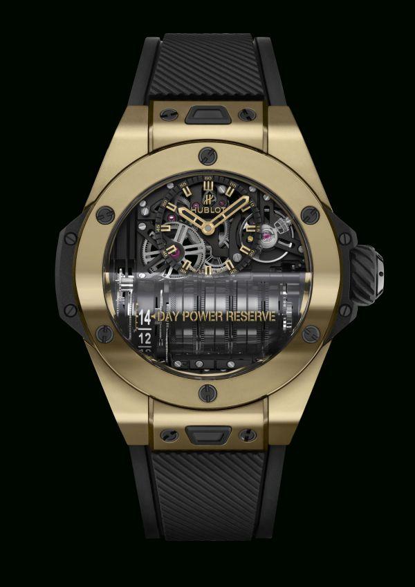 Hublot Big Bang MP-11 Magic Gold