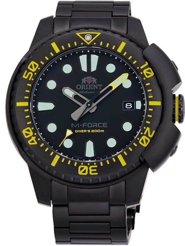 ORIENT M-FORCE RAIKOU Limited Edition, Exclusively for the European Market