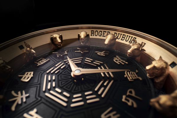 Roger Dubuis Excalibur Knights of the Round Table Chinese Zodiac Limited Edition
