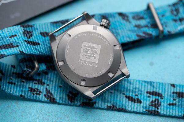 BOLDR X Kenji Chai Venture Chaigo Limited Edition