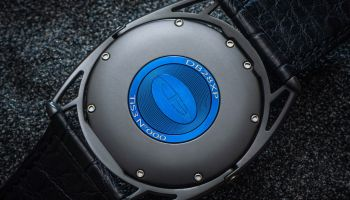 De Bethune DB28XP Meteorite Limited Edition