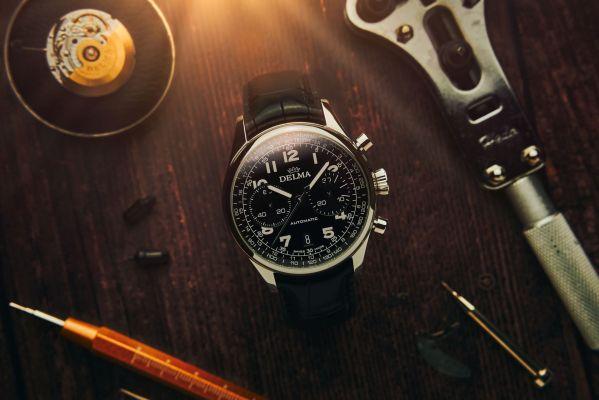 Delma Heritage Chronograph Limited Edition