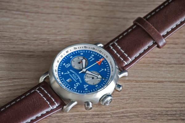 Ferro &Co AGL 2.0 Chronograph with Ronda Quartz movement 1