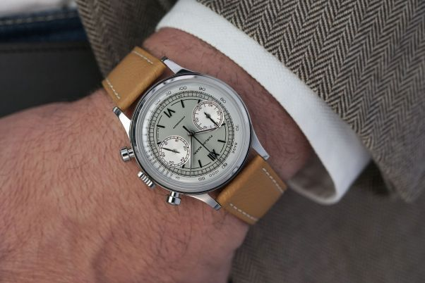 "Furlan Marri Chronograph, Ref. 1041-A ""Mr. Grey"""