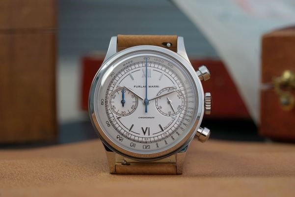 "Furlan Marri Chronograph, Ref. 1011-A ""Tasti Tondi"""